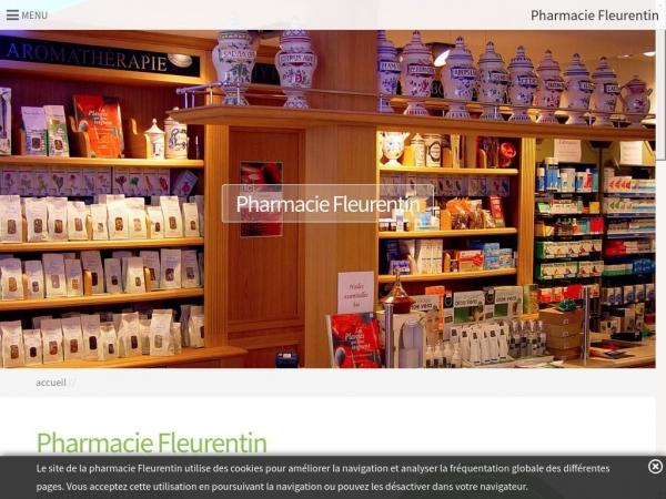pharmacie-fleurentin.fr