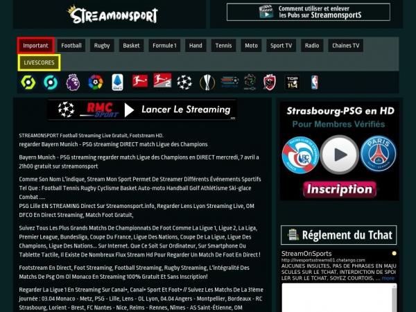 streamonsport.info